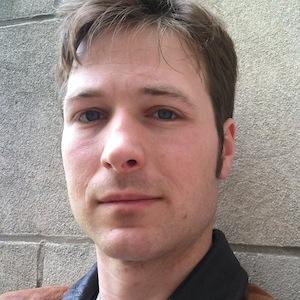 Headshot of Christopher K Black, taken April 4th 2014