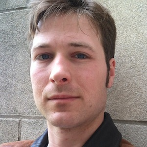 Headshot of Christopher K Black, taken April 4th 2014
